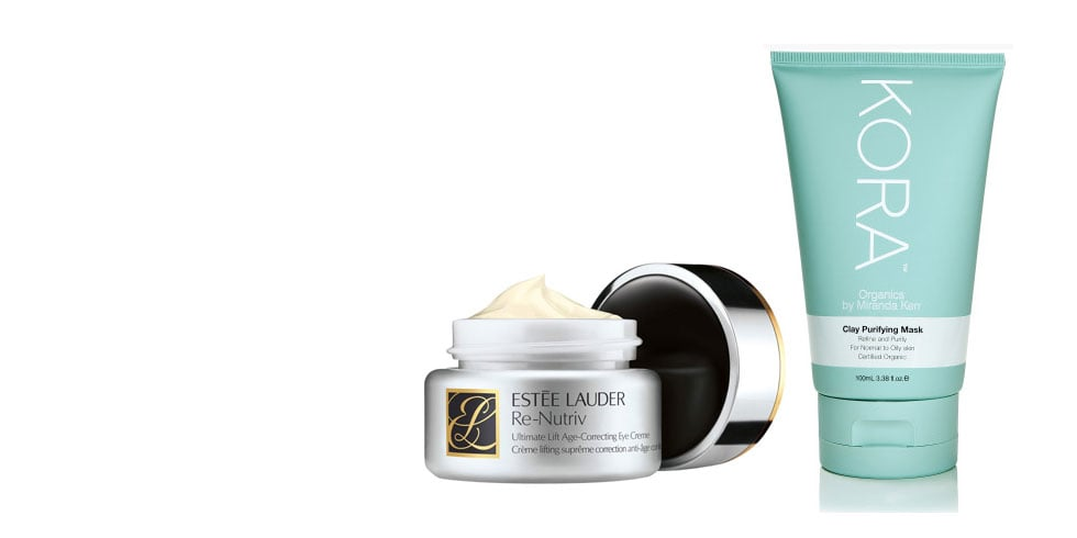 Nourishing Face Masks and Hydrating Eye Creams