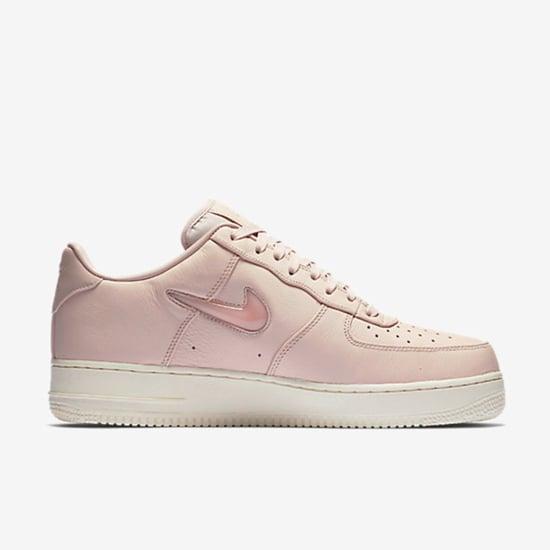 Pink Nike Air Force One Sneakers