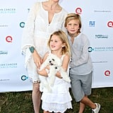 Kelly Rutherford's Kids on the Red Carpet | Pictures