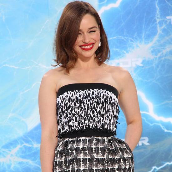 Emilia Clarke at the Terminator: Genisys Premiere in Berlin