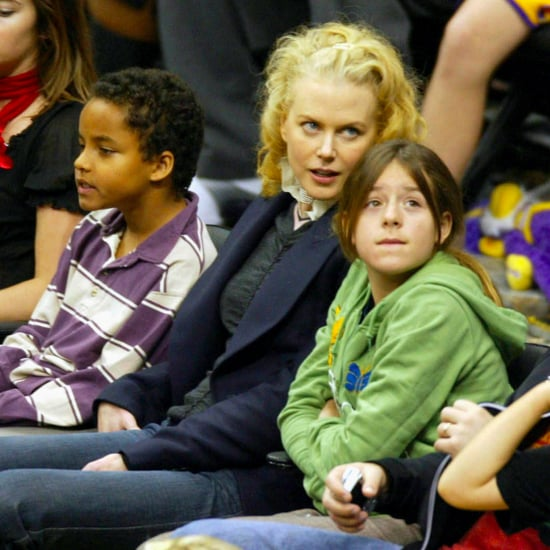 How Many Kids Does Nicole Kidman Have?