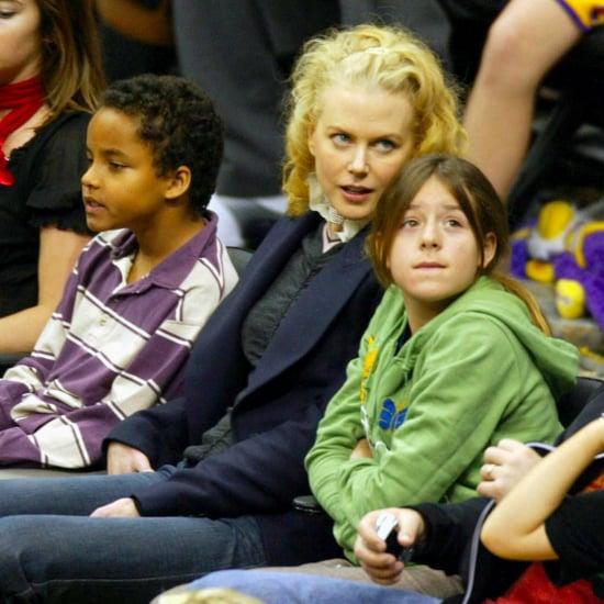 How Many Kids Does Nicole Kidman Have?