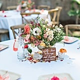 Blossoming Centerpieces
