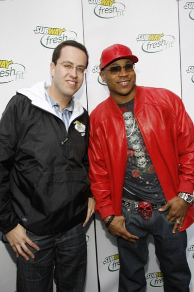 LL Cool J Helps Launch Subway's Fresh Fit Menu