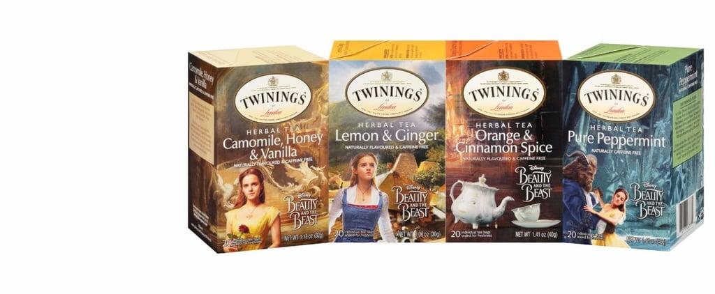 Twinings Beauty and the Beast Tea