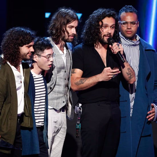 Gang of Youths Acceptance Speech 2017 ARIAs