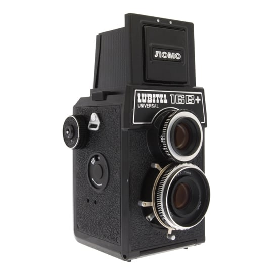 Get Your Retro Camera Fix With the Lubitel 166+