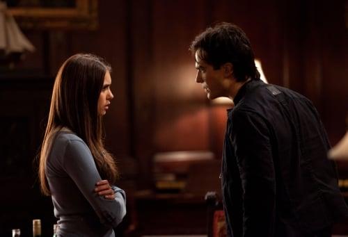 Elena and Damon, The Vampire Diaries