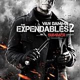 Jean-Claude Van Damme as Jean Vilain in The Expendables 2.
