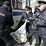 Russia's Antigay Laws Create Controversy
