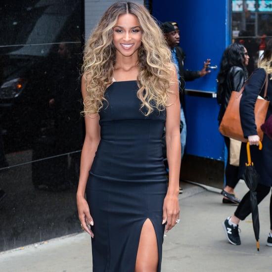 Ciara Street Style April 2016