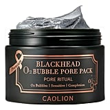 Caolion Premium Blackhead O2 Bubble Pore Pack, $40