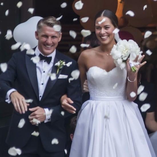 Ana Ivanovic's Wedding Dress