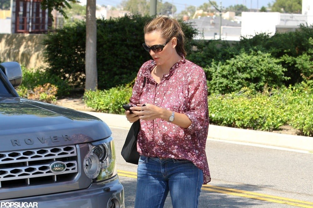 Jennifer Garner Is Back to Business Following Her Odd Life Excitement