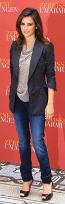 Celeb Style: Penelope Cruz