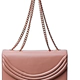 Lauren Cecchi Mezzo Rose Gold medium cross body bag  ($690)
