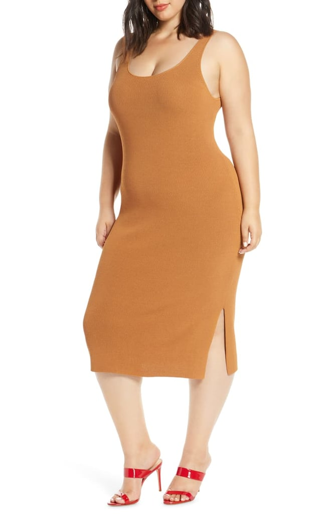 Leith Sleeveless Sweater Dress