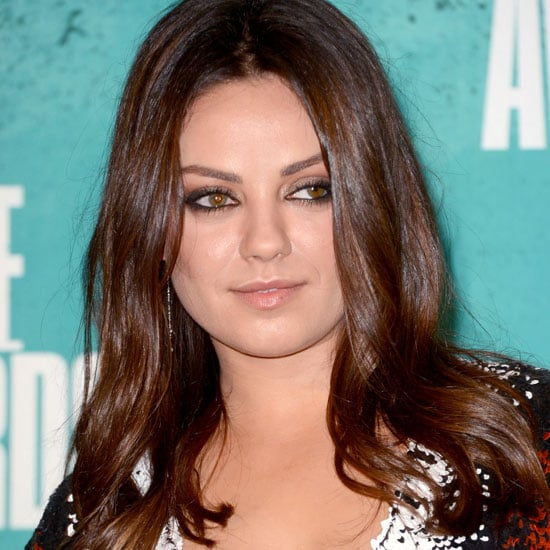 Mila Kunis at the 2012 MTV Movie Awards