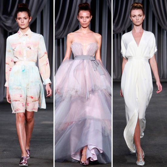 Pictures and Review of Christian Siriano Spring Summer New York Fashion Week Runway Show