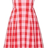 """Reese Witherspoon oozes Souther Charm as does her Draper James collection. I fell in love with this Draper James Cutout Gingham Cotton-Poplin Dress ($375) during a preview and I can't wait to wear it for upcoming summer festivities."" — NR"