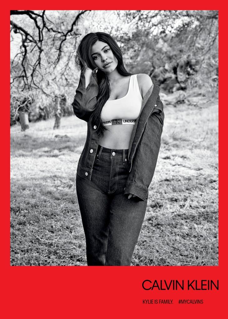 Kardashians' Calvin Klein Campaign Fall 2018
