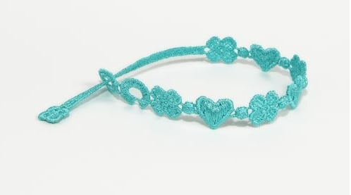 Any fashion fan would adore this Cruciani C Love & Luck Bracelet ($18) — the same bracelets they've probably spotted on their favorite street style stars.