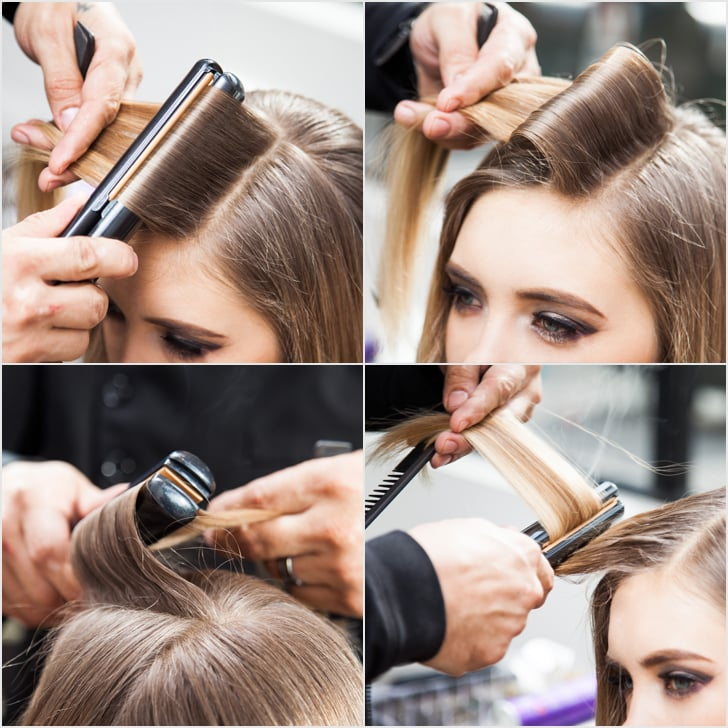 how to do finger waves video