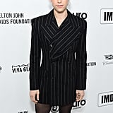 Tommy Dorfman at the Elton John AIDS Foundation Oscars Party