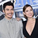 <div>Henry Golding and Liv Lo Welcome Their First Child Together:
