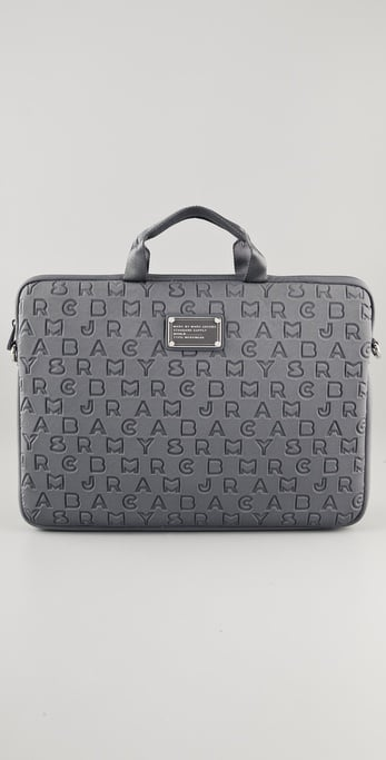 Marc by Marc Jacobs Dreamy Logo Commuter Bag ($118)