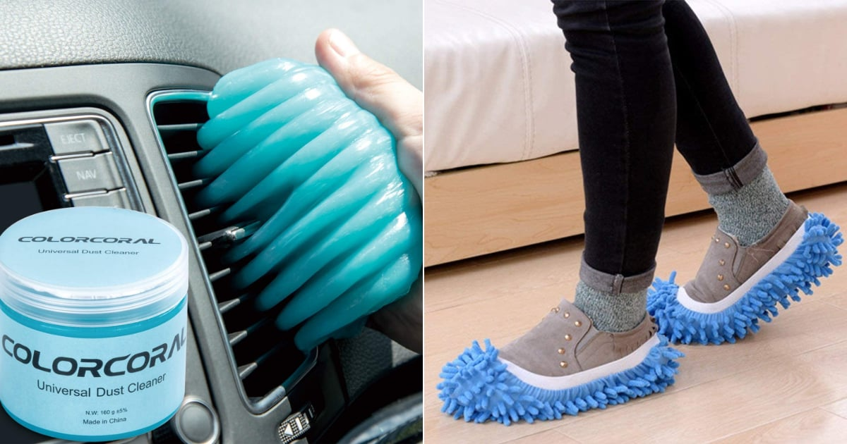 15 Clever Amazon Gadgets, So You Can Spring Clean Without Getting Your Hands Dirty