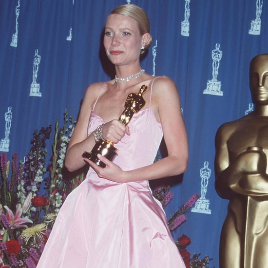 Gwyneth Paltrow Oscars Dress For Daughter's Prom