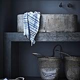 Tankvard Baskets With Handles