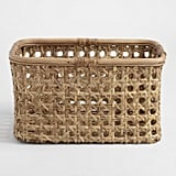 Small Natural Rattan Farrah Utility Basket
