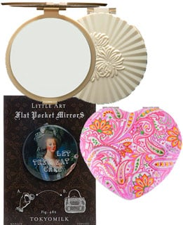 Pretty Purse Mirrors