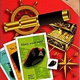 Pirate Tattoo Kids Valentines Cards