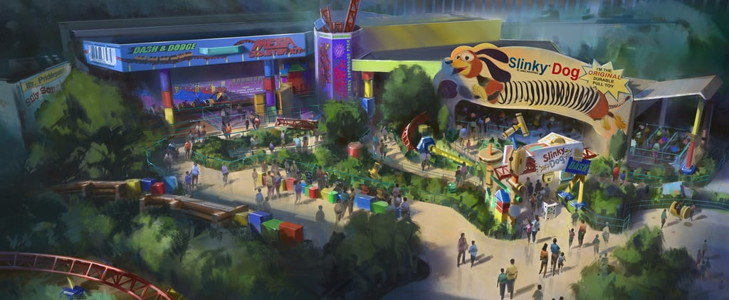 When Does Toy Story Land Open at Disney World?