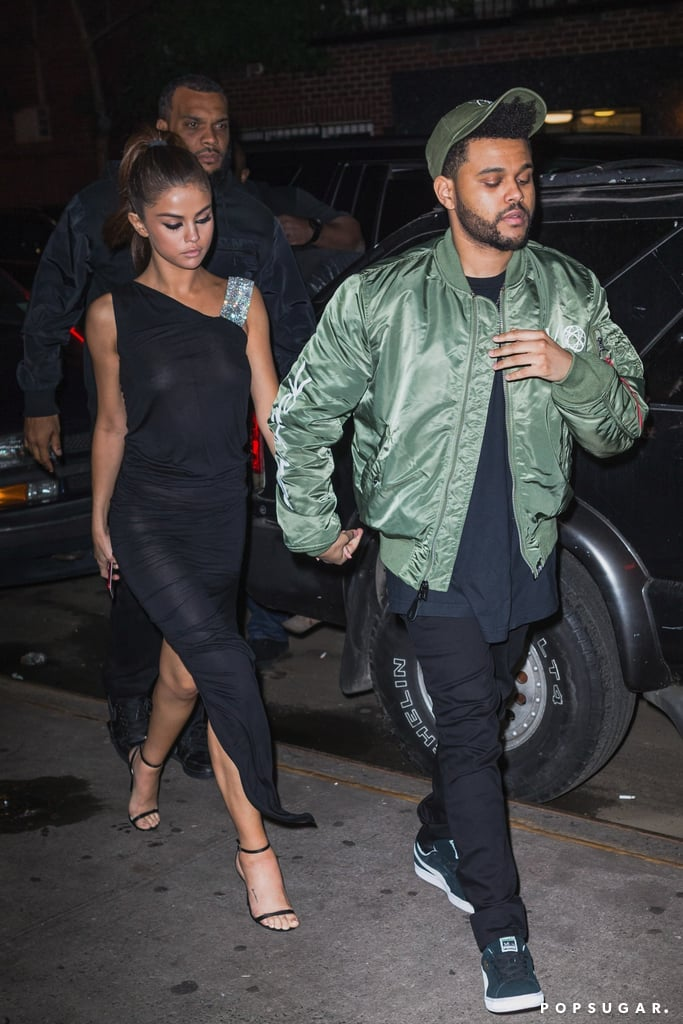 Selena Gomez's Date-Night Looks