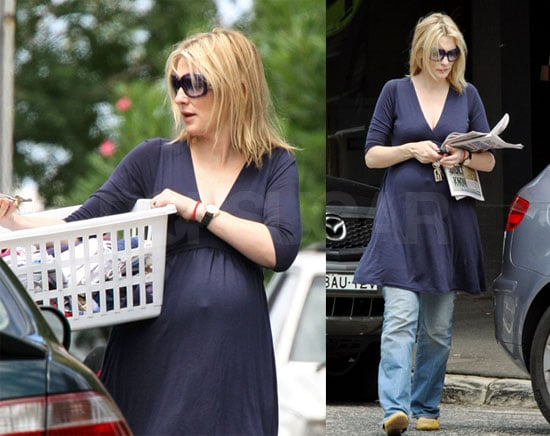 Cate Blanchett Running Errands in Sydney