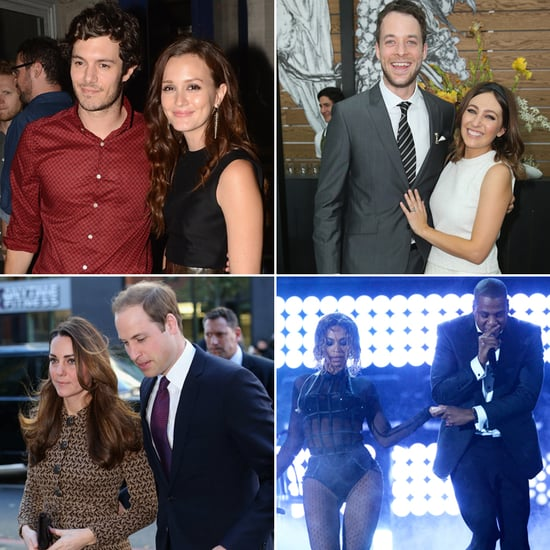 Celebrity Couples: Leighton Meester & Adam Brody, Beyonce