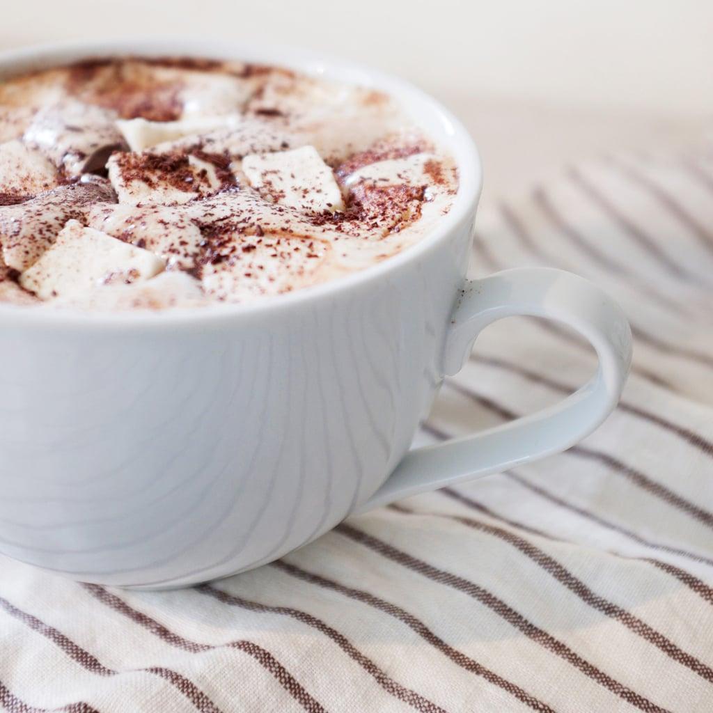 How to Make Hot Chocolate Coffee