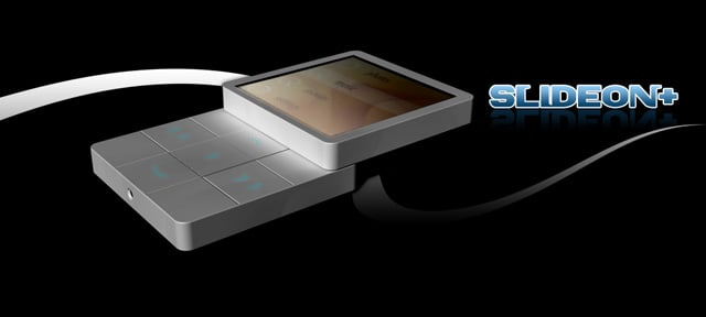 Slideon MP3 Player - Taking A Beat From Helio Ocean?