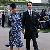 Karoline Copping and Jimmy Carr