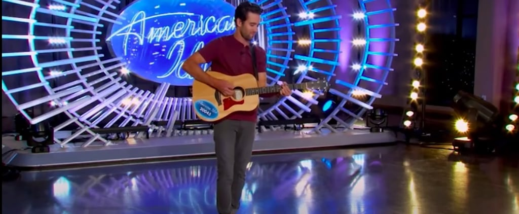 Watch Listen to Your Heart's Trevor Holmes on American Idol