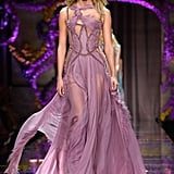 Karlie Kloss Was the Leader of the Pack in Lavender