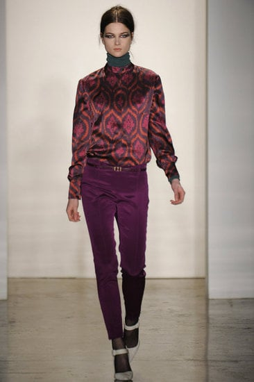 Sophie Theallet Fall 2012 collection.