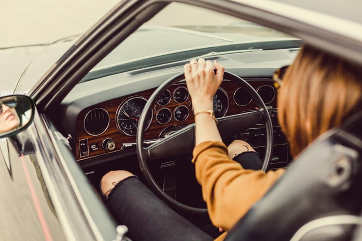 Go For A Drive And Listen To Music.