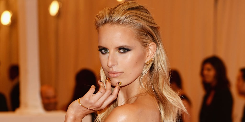 Pictures of Celebrity Nails From the Met Gala