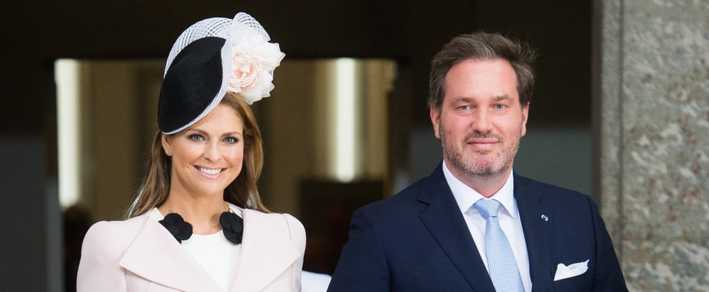 Princess Madeleine Reveals the Name of Her Newborn Girl — Meet the Swedish Royal Baby!