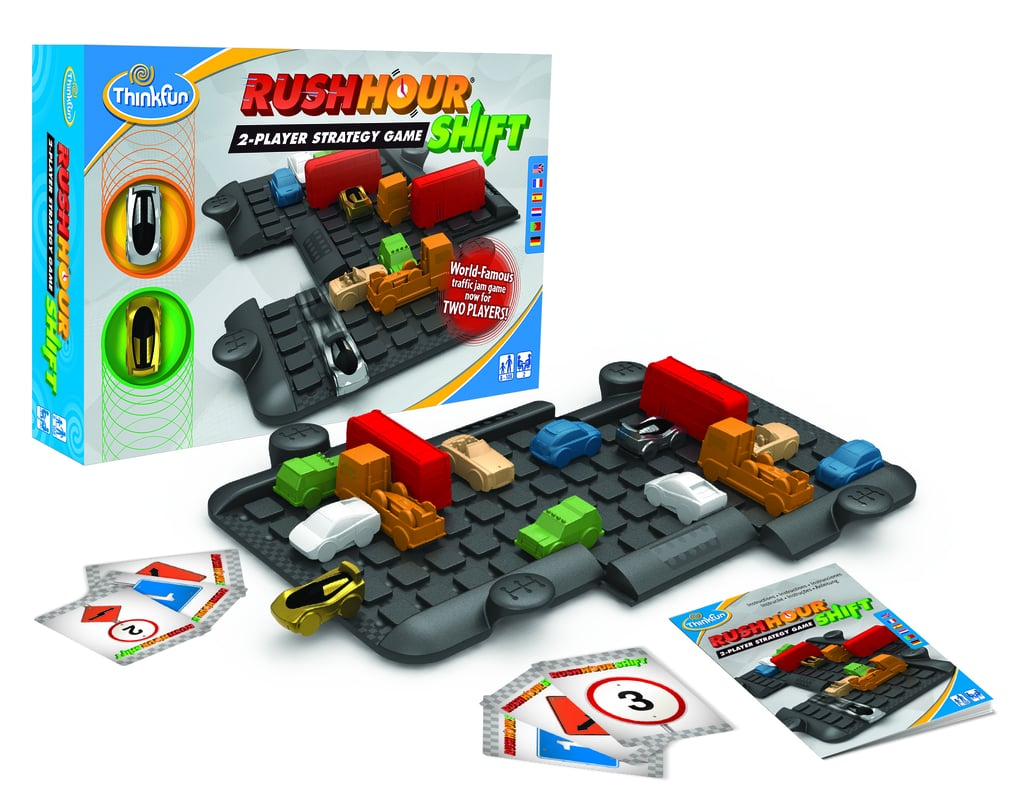 For 8-Year-Olds: ThinkFun Rush Hour Shift Board Game